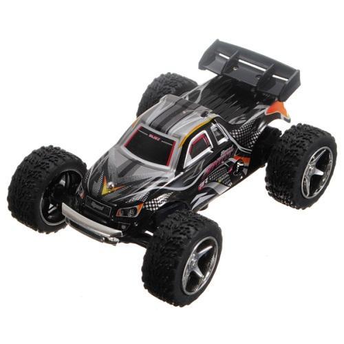 Радиоуправляемая машинка багги WL toys Mini Truggy (до 30 км/ч, 12 см)